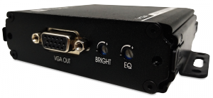 VGA双绞线传输器HPV150A 2-侧