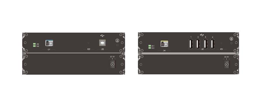 USB2.0光端机板卡