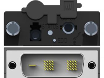 迷你4K超高清DVI光端机