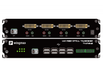 单纤四路DVI高清光端机缩略图
