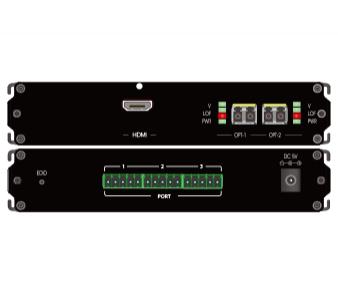 HDMI接口4K超高清光端机