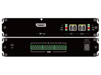 DP接口4K超高清光端机