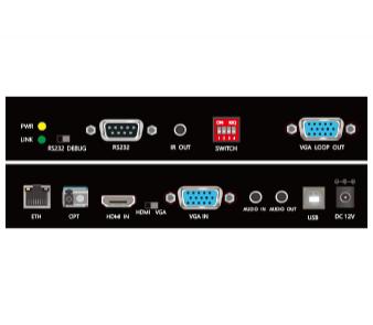 HDMI+USB2.0多业务4K超高清光端机