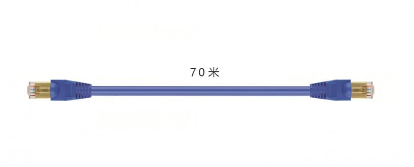 70米超六类网线传输视频HDBT