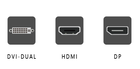 4K多接口面板