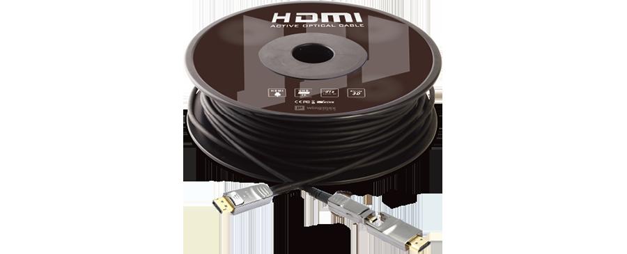 工业级HDMI2.0光纤线